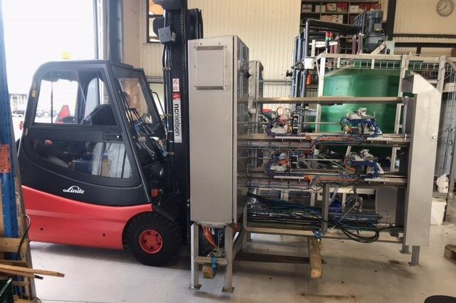 SUCCESS: SelectiCa Sorter P1 tested in a production environment in Belgium